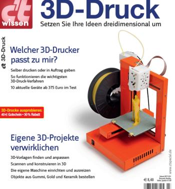 Einsteigerheft 3D-Druck