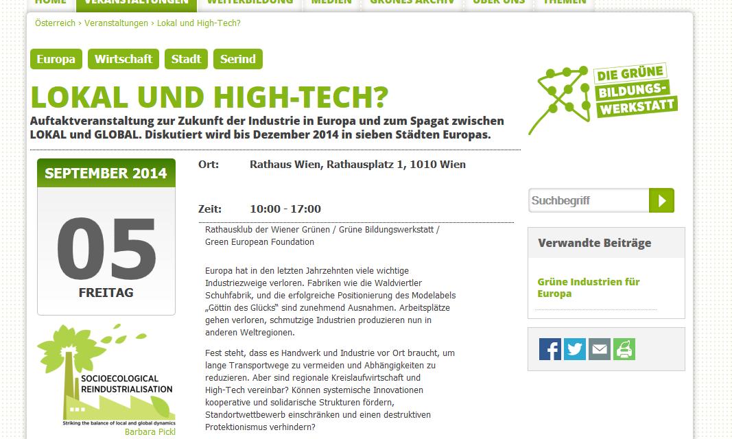 5.9. Lokal & High-Tech