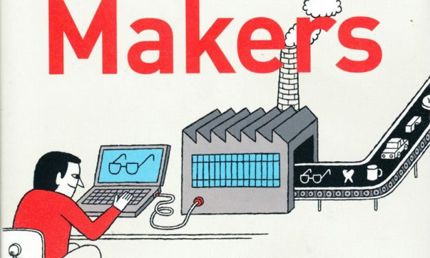 Chris Anderson: Makers
