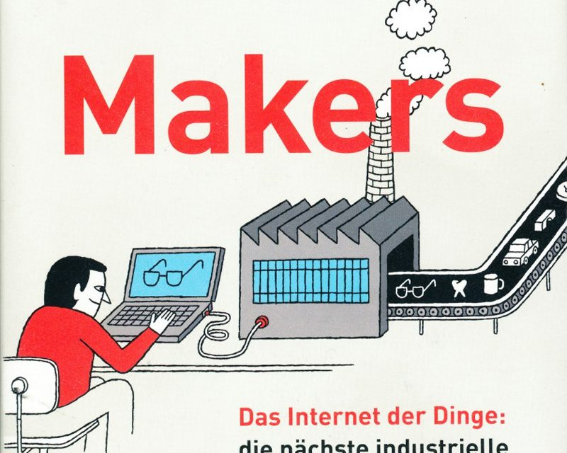 """Makers"" im Lesesalon"