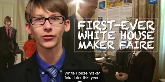Maker Faire im Weißen Haus