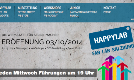 Das Happylab – Makerwerkstatt in Wien