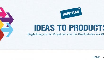 10 Makerprojekte im Happylab