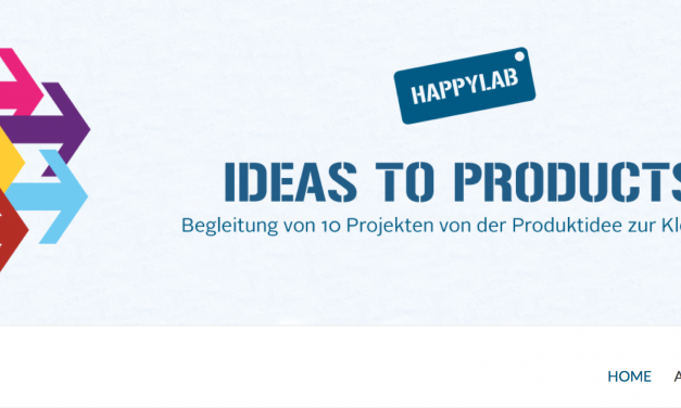 10 Makerprojekte im Happylab