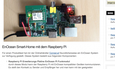 Smart-Home mit dem Raspberry Pi bauen