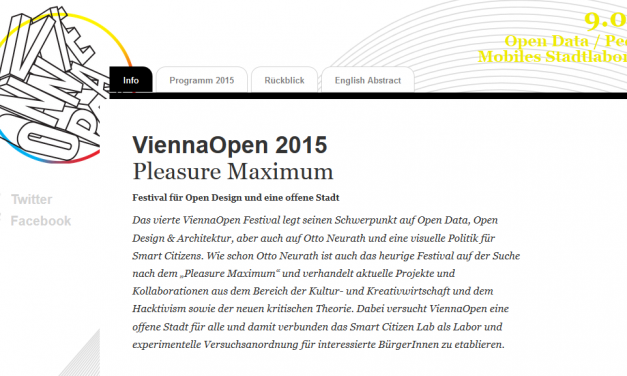 ViennaOpen 2015  – Pleasure Maximum