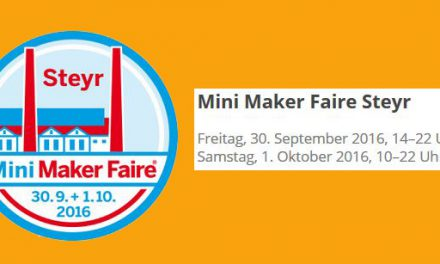 30.9./1.10. Mini Makerfaire Steyr