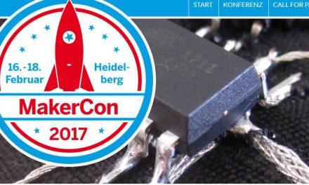 16.-18.2.17 MakerCon – Die (neue) Konferenz für Maker